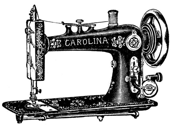 vintagesewing machine